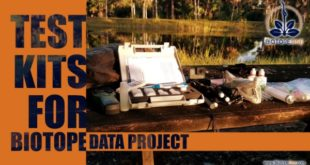 Test Kits for Biotope Data Project